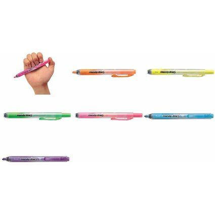 Pentel Textmarker Handy-lineS SXS15, pink
