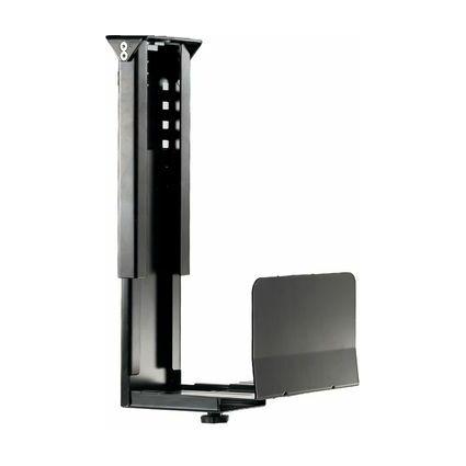 FKV CPU-Halter, aus Metall, drehbar, ausziehbar, silbergrau