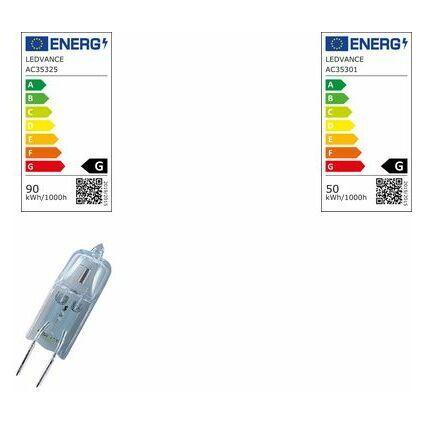 OSRAM Halogenlampe HALOSTAR STARLITE, 20 Watt, G4