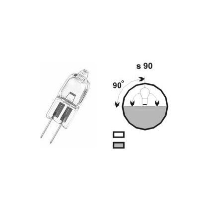 OSRAM Halogen-Niedervoltlampe ohne Reflektor, 400 Watt