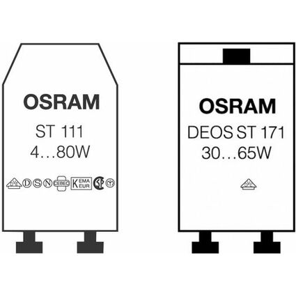 OSRAM Starter ST171 SAFETY