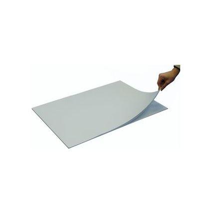 VIKTOR RICHTER Papier-Schreibunterlage, DIN A2, weiß, blanko