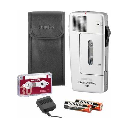 PHILIPS Diktiergerät Pocket Memo Professional LFH0488