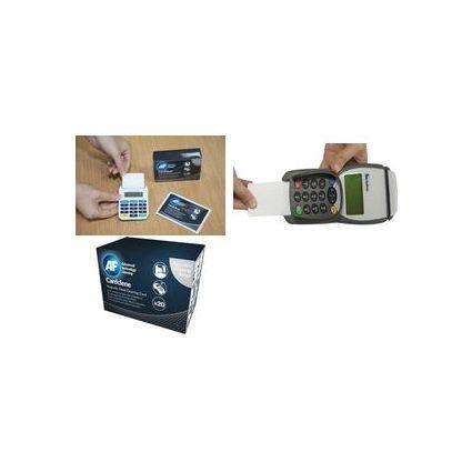 AF Cardclene Reinigungskarten für Magnetköpfe, unkodiert