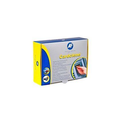 AF Cardclene Magnetkartenlesegeräte Reinigungs-Set