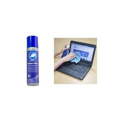 """AF Bildschirm-Reinigungs-Pumpspray """"Screen-Clene"""", 250 ml"""