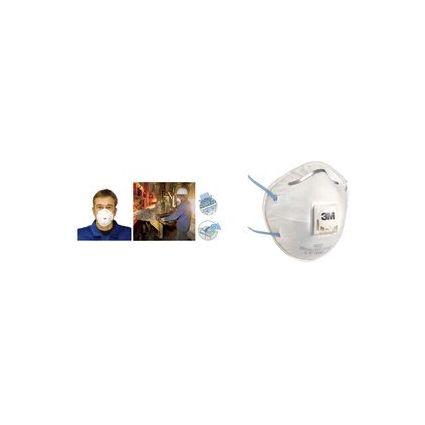 3M Atemschutzmaske 8822 - Klassik, Schutzstufe: FFP2