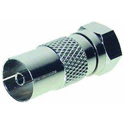 shiverpeaks BASIC-S F-Verbindung, F-Stecker -