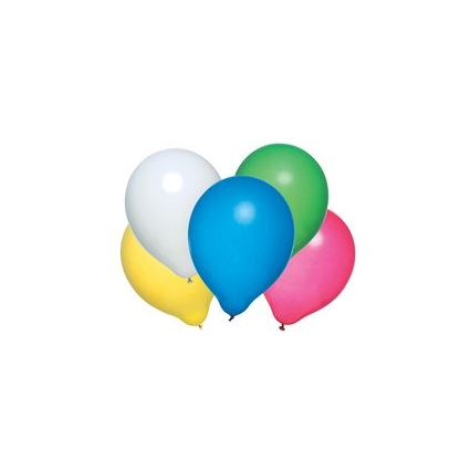 SUSY CARD Luftballons, Umfang: 650 - 750 mm, farbig sortiert