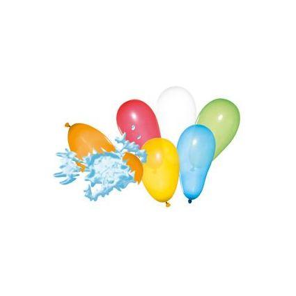 SUSY CARD Wasserbomben, sortiert in verschieden Farben