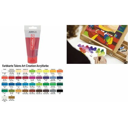 ROYAL TALENS Acrylfarbe ArtCreation, neutralgrau, 75 ml