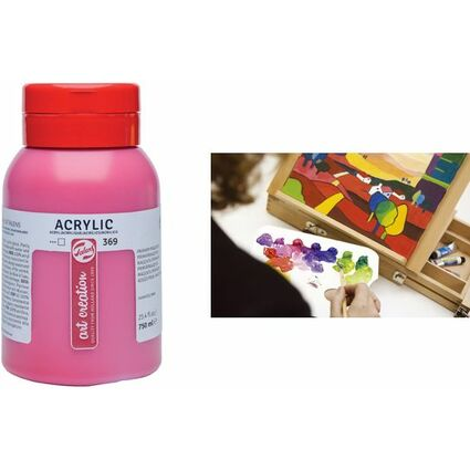ROYAL TALENS Acrylfarbe ArtCreation, karmin, 750 ml