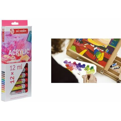 ROYAL TALENS Acrylfarbe ArtCreation, 12 ml, 12er-Set