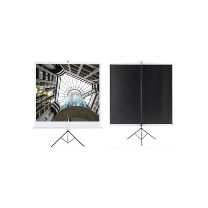 MEDIUM Stativ Leinwand Professional, (B)2.000 x (H)2.000 mm
