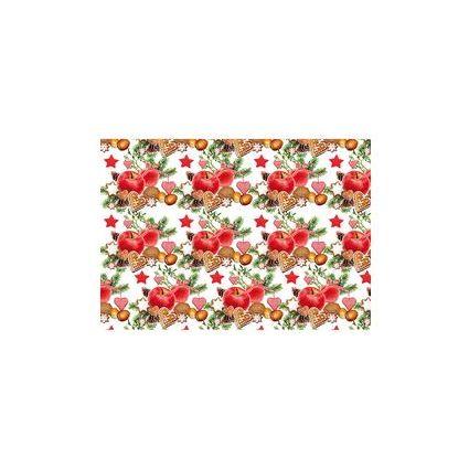 """SUSY CARD Weihnachts-Geschenkpapier """"Lustige Eulen"""", Rolle"""