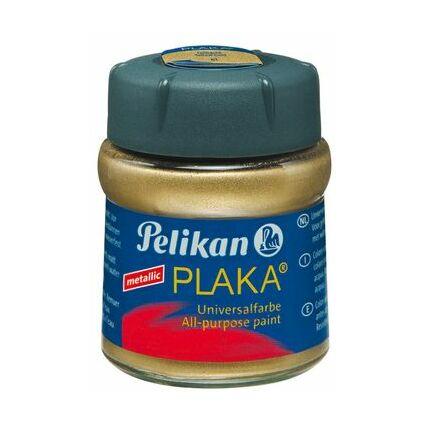 Pelikan Plaka, silber (Nr. 59), Inhalt: 50 ml im Glas