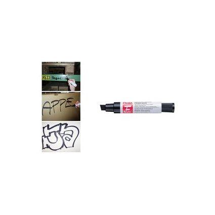 Pentel Permanent-Marker Jumbo Felt Pen M180, schwarz