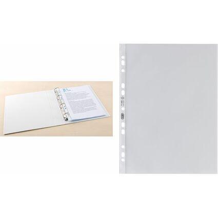 ELBA Prospekthülle Premium, DIN A4, PP, 0,12 mm, genarbt