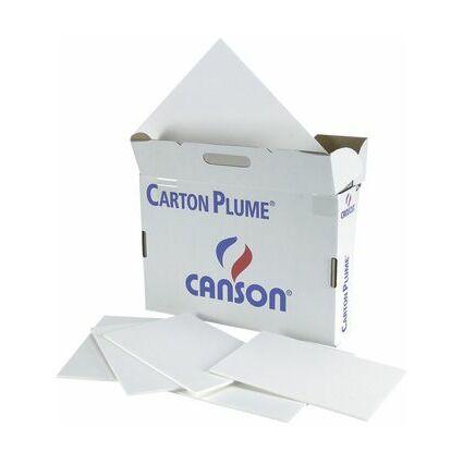 "CANSON Karton Plume ""Classic"", Maße: (B)500 x (T)650 mm"