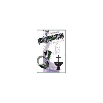 HORN Konfirmationskarte - Hochglanz-Schriftkarte -