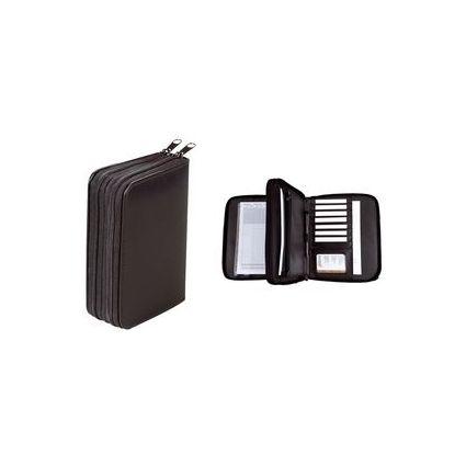 bind Duo-Terminplaner Modell 15500-1, A5, schwarz