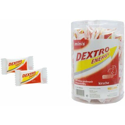 Dextro Energy Minis Traubenzucker, in Klarsichtrunddose