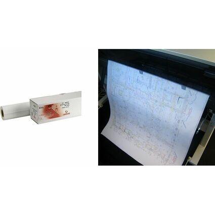 CANSON Inkjet-Plotterrolle HiResolution PaperJet, weiß