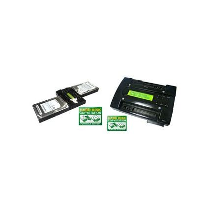 "fantec Mobile Festplattenkopierstation ""HDC-Portable"""