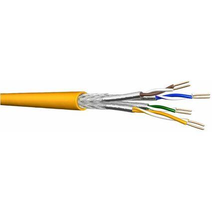 Draka S-FTP Installationskabel 1000 m, Kat.7A, 1.000 MHz