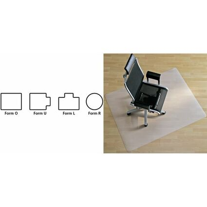 RS Office Bodenschutzmatte, aus PP, (B)1500 x (T)1200 mm