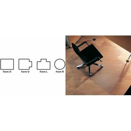 """RS Office Bodenschutzmatte """"Rollt & Schützt"""", Polycarbonat"""