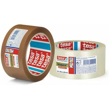 tesapack Verpackungsklebeband 4024, aus PP, 50 mm x 66 m