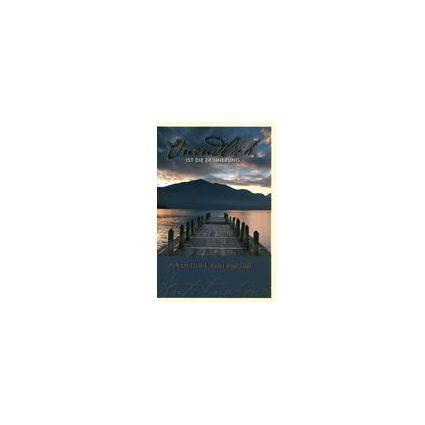 HORN Trauerkarte - Pusteblume - inkl. Umschlag