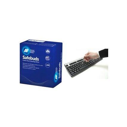 AF Safebuds Reinigungsstäbchen zur Drucker- & Fax-Reinigung