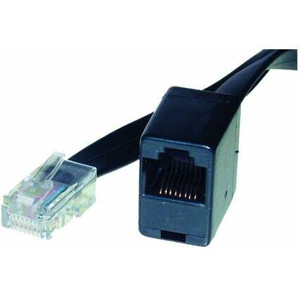 shiverpeaks BASIC-S ISDN-Verlängerungskabel, 6,0 m