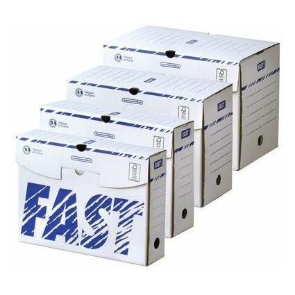 FAST Archiv-Schachtel, 250 x 330 mm, Rückenbreite: 200 mm