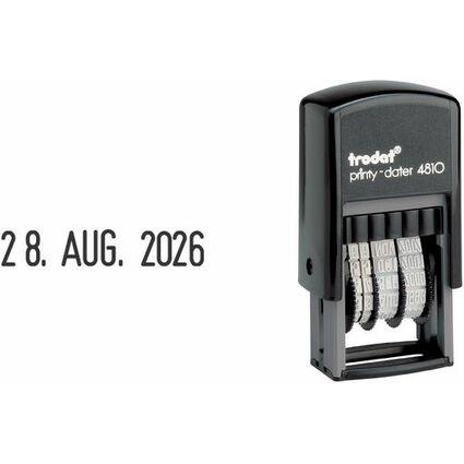 trodat Datumstempel Printy Dater 4810, selbstfärbend, SB-
