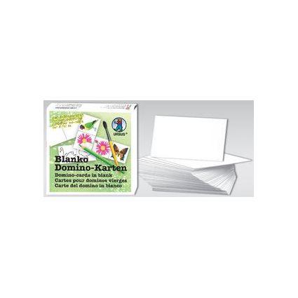 URSUS Blanko-Domino-Karten, zum Selbstgestalten