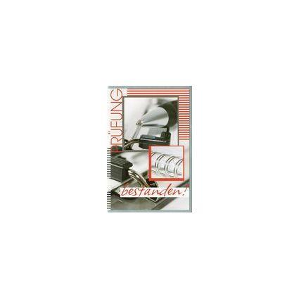 HORN Glückwunschkarte - Prüfung - Schwarz-weiße Fotos -