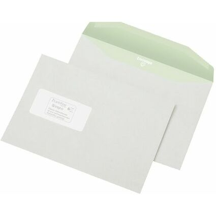 MAILmedia Briefumschlag Envirelope, 114 x 229 mm, weiß
