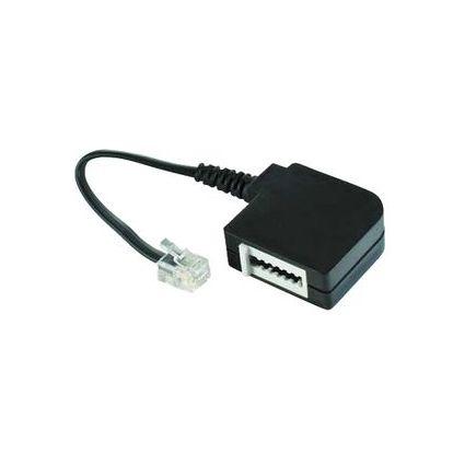 shiverpeaks BASIC-S Telefon-Adapterkabel, RJ11 Stecker -