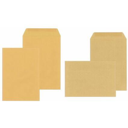 MAILmedia Versandtaschen E5 naßklebend, ohne Fenster,90 g/qm