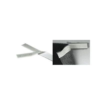 hama Klettband-Streifen, 180 x 20 mm, farbig sortiert