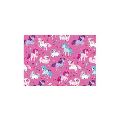"""SUSY CARD Geschenkpapier """"Little pony"""", auf Rolle"""