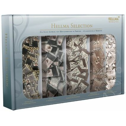 HELLMA Selection Box, Inhalt: 200 Stück à 1,43 g im Karton