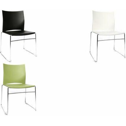 """Topstar Besucherstuhl """"W-Chair"""", grün"""