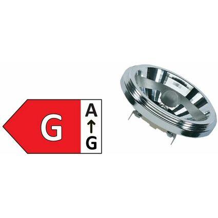 OSRAM Halogenlampe HALOSPOT 111, 50 Watt, 40 Grad, G53