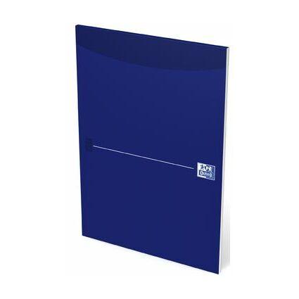 "Oxford Briefblock ""Original Blue"", DIN A4, 50 Blatt, blanko"