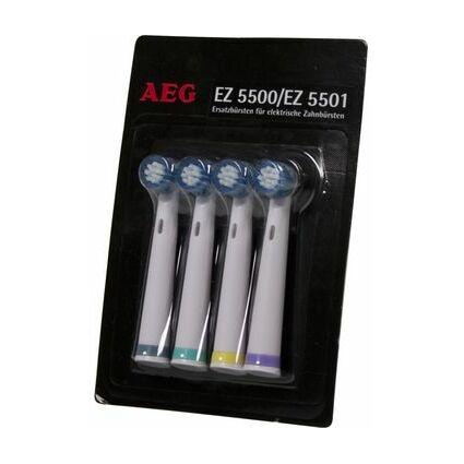 AEG Ersatzbürstenset für Akku-Zahnbürste EZ 5501