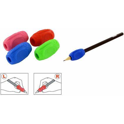 WEDO Schreibhilfe Sattler Grip, farbig sortiert